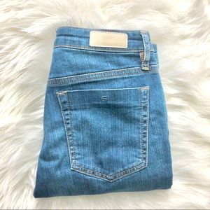 TAILOR MADE by Plenty Seoul Ultra High Rise Jeans